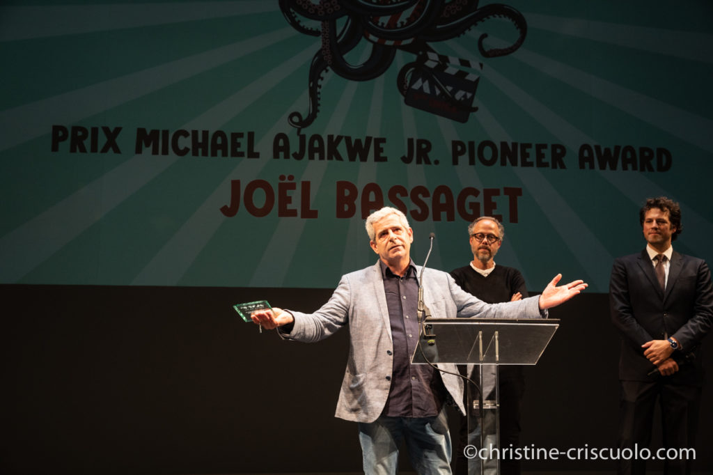 Michael Ajakwe Jr. Pioneer Award 2019
